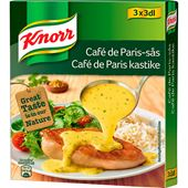 Cafe de Paris 3-p 3x2,75 Knorr