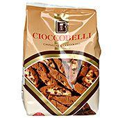 Cantuccini Choklad 200g Ciocobelli