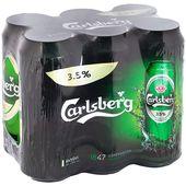 Carlsberg Lager 3,5% 6x50cl