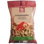 Cashewnötter Ekologiska 80g Urtekram