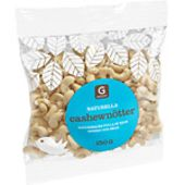 Cashewnötter Naturella 150g Garant