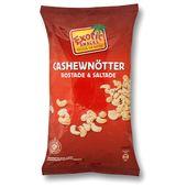 Cashewnötter R&S 1000g Exotic Snacks