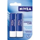 Cerat essential 2x4,8g Nivea Lip Care