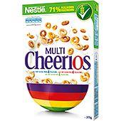 Cheerios Multi Cereal 375g Nestle