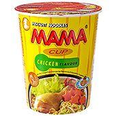 Nudlar Chicken 70g Mama Cup