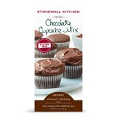 Chocolate Cupcake Mix Glutenfri 646g Stonewall Kitchen