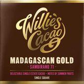 Choklad Madagascar 71% 50g Willies Cacao