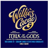 Choklad Milk Of The Gods 44% 50g Willies Cacao