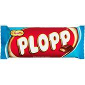 Choklad Plopp kaka 80g Cloetta