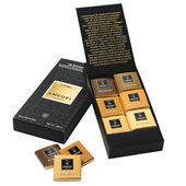 Choklad Presentask/Provningsask 12x5g Amedei