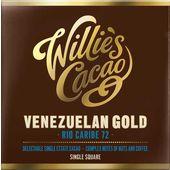 Choklad Rio Caribe 72% 50g Willies Cacao