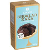 Chokladkaka Mix 420g Garant