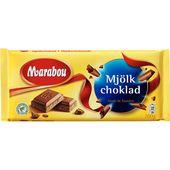 Chokladkaka Mjölkchoklad 200g Marabou