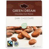 Chokladkaka Mörk Eko/Fairtrade 55g Green Dream