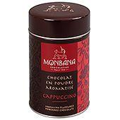 Chokladpulver Cappuccino 250g Monbana