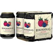 Rekorderlig Cider Skogsbär 2,25% 4x33cl