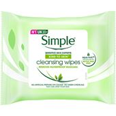 Cleansing Wipes 25-p Simple