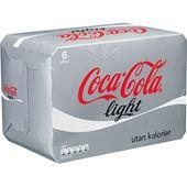 Coca-Cola Light 6x33cl