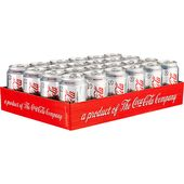 Coca-Cola Light Flak 24x33cl Coca-Cola