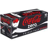 Coca-Cola Zero 10x33cl