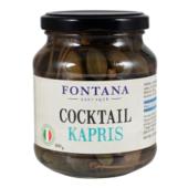 Cocktailkapris 310g Fontana