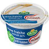 Creme Fraiche 34% 2dl Arla