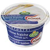 Creme Fraiche Laktosfri 34% 2 dl Arla