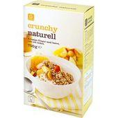 Crunchy Naturell 750g Garant