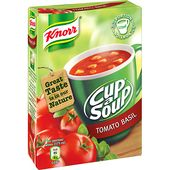 Cup A Soup Tomat/Basilika 66g Knorr