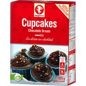 Cupcakes Chocolate Dream 455g Kungsörnen