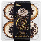 Cupcakes Chokladkola 4-p 120g Hägges