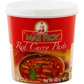 Curry Paste Red 400g Mae Ploy