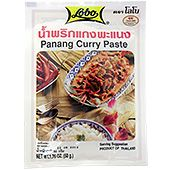 Panang Curry Pasta 50g Lobo
