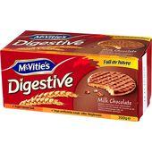 Digestive choco 300g Mc Vities