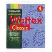 Diskduk Färg 4pack Wettex