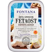 Ekfatslagrad Feta 150g Fontana