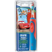 Eltandborste Stages Cars & Planes Barn 3+ Oral-B