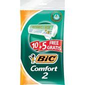 Engångsrakyvlar Comfort 2 15-p Bic