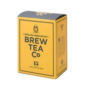 English Breakfast 15-p Brew Tea Company