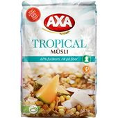 F-Musli Tropical 600g Axa