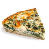 Feta & Spenatpaj ca 280g Quiche Pie