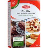 Fin Mix Glutenfri 500g Semper