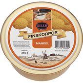 Finskorpor Mandel 350g Gille