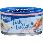 Fiskbullar räksås 375g Abba