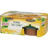 "Fond ""Du Chef"" Chicken 8x28 g Knorr"