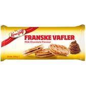 Franska Våfflor Choklad 150g Karen Volf