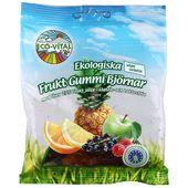 Fruktbjörnar Eko 90g Eco-Vital