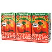 Smakis Äpple EKO 3x25cl