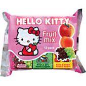 Fruktmix Hello Kitty 12x14g Frugi