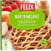 Fryst Köttfärspaj 215g Felix